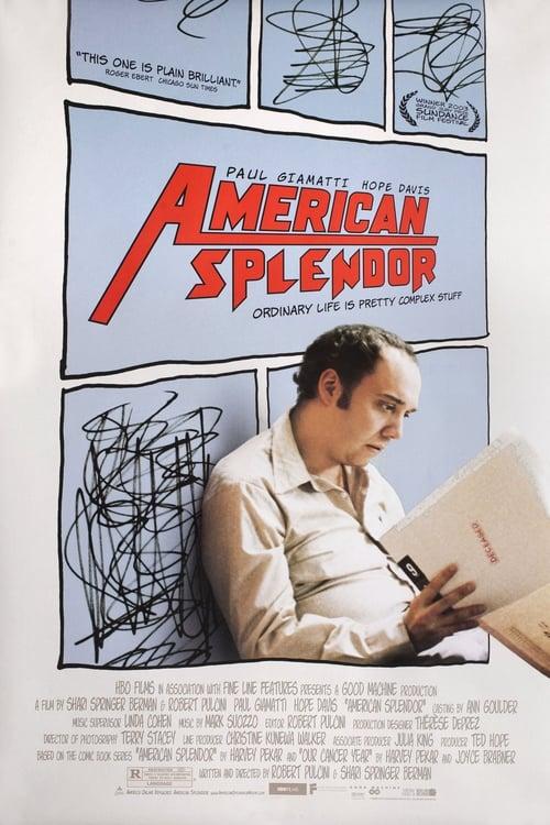 American Splendor - Poster