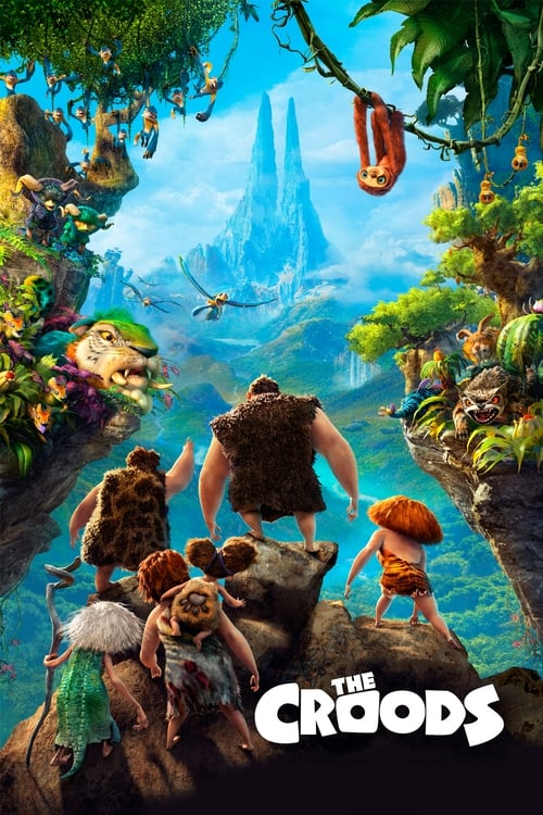 The Croods film en streaming
