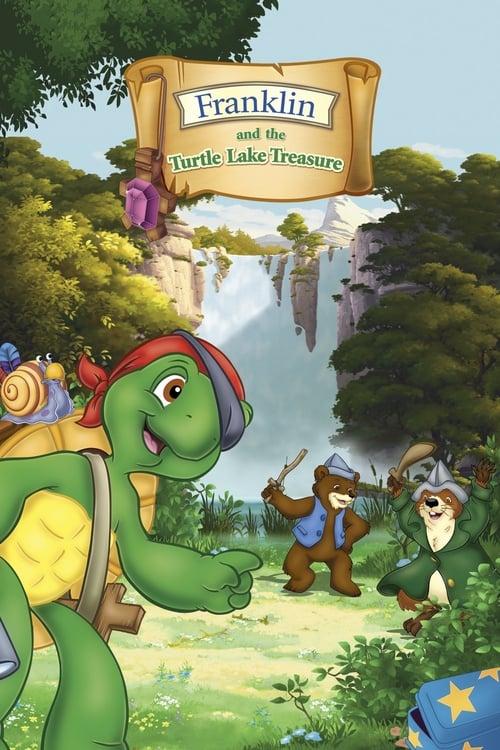 Franklin and the Turtle Lake Treasure