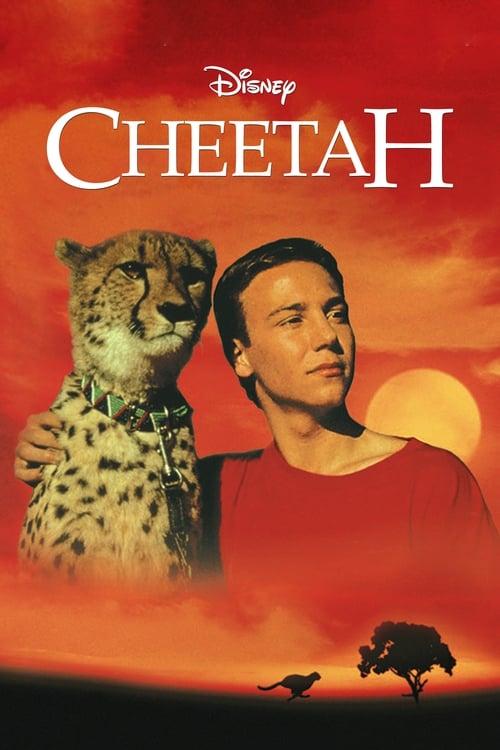 Cheetah (1989) Poster
