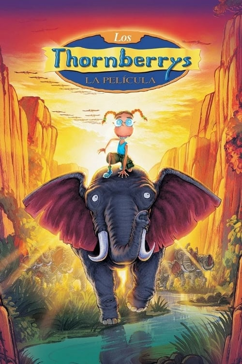 The Wild Thornberrys Movie pelicula completa