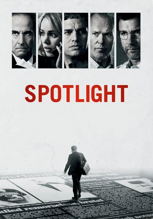 Watch Spotlight (2015) Full Movie