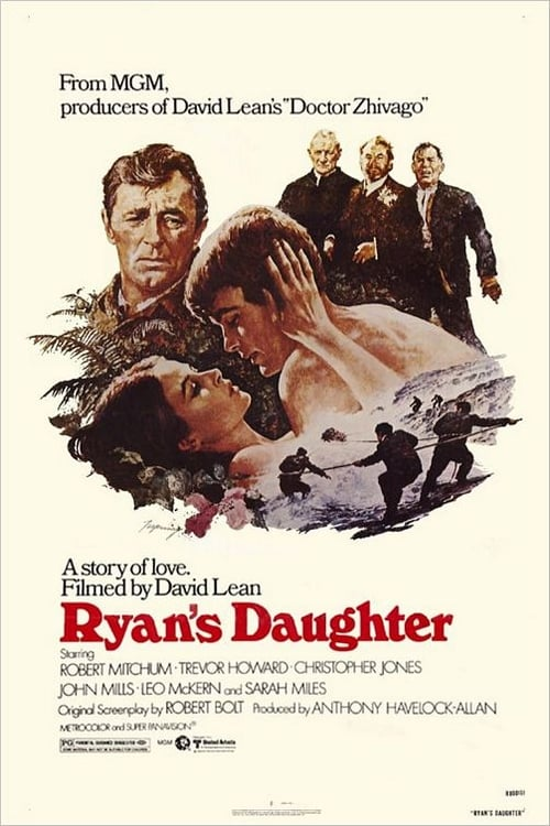 Watch Ryan's Daughter (1970) Movie Free Online