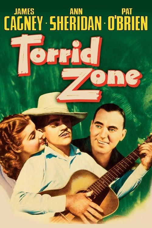 Torrid Zone (1940) Poster