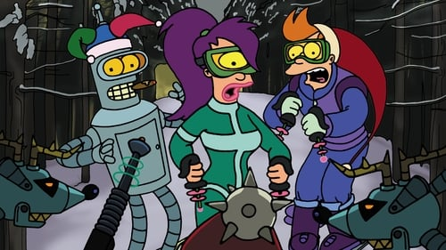 Futurama - Season 2 - Episode 8: Xmas Story