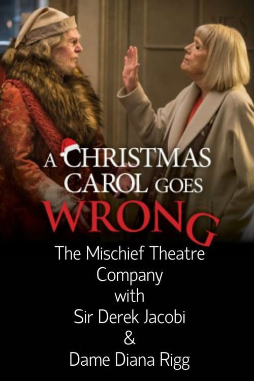 A Christmas Carol Goes Wrong Full Movie to