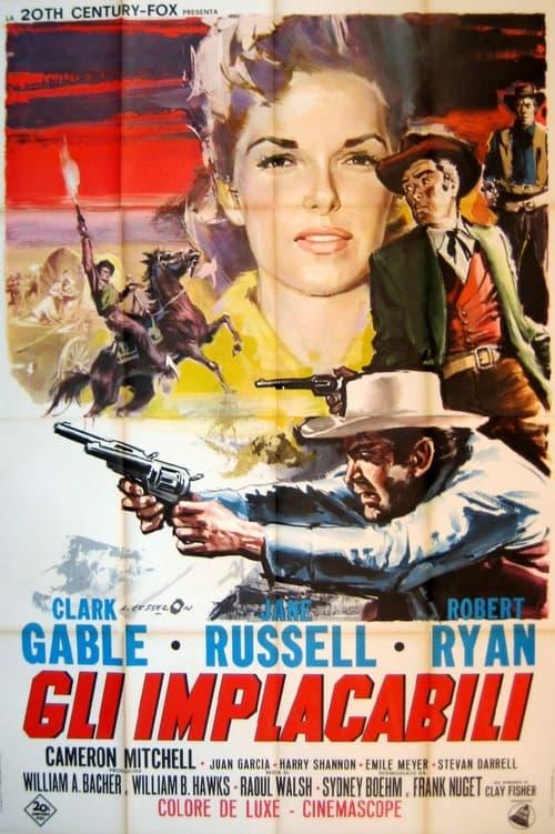 Gli implacabili (1955)