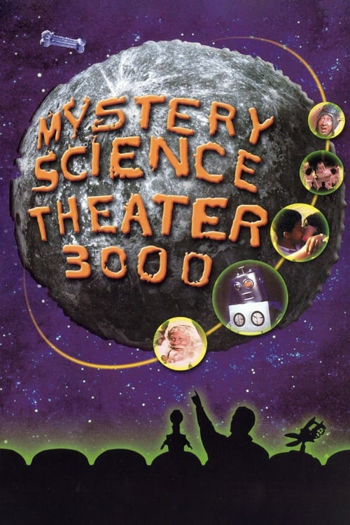 Banner of Mystery Science Theater 3000