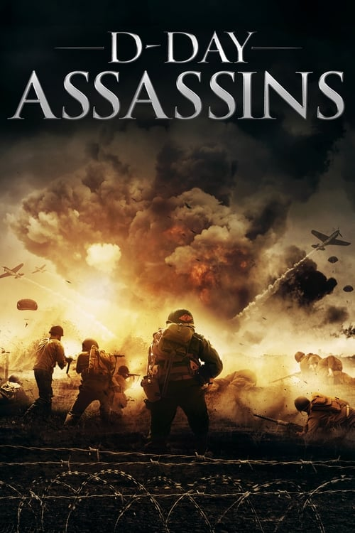 D-Day Assassins Poster