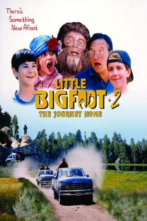 Largescale poster for Little Bigfoot 2: The Journey Home