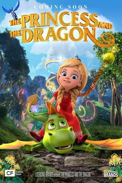 The Princess and the Dragon [Latino] [rhdtv] [ts]