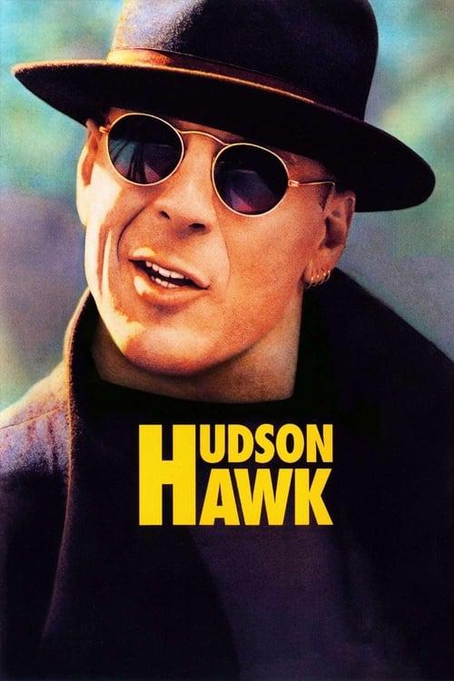 Hudson Hawk - Poster