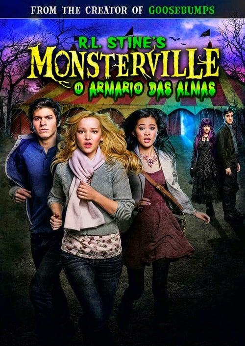 Assistir Monsterville - O Armario das Almas Em Boa Qualidade Hd