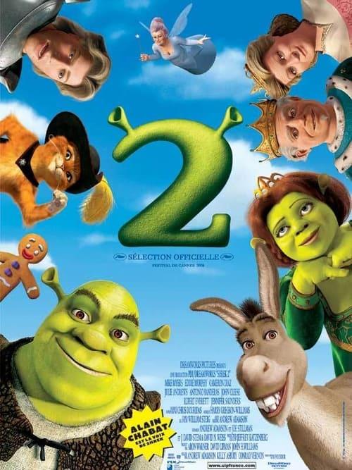➤ Shrek 2 (2004) streaming openload
