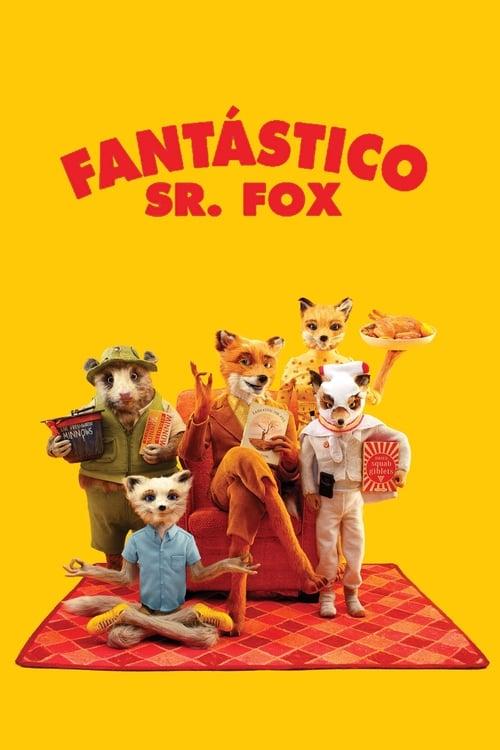 Imagen Fantástico Sr. Fox