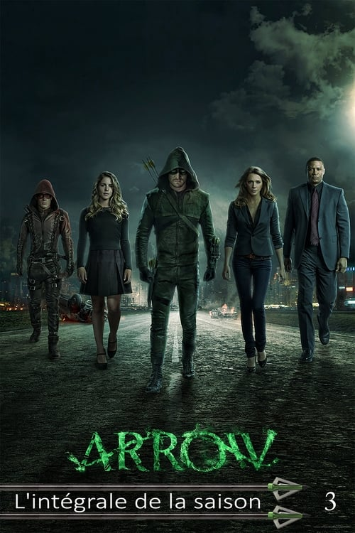 Arrow: Saison 3