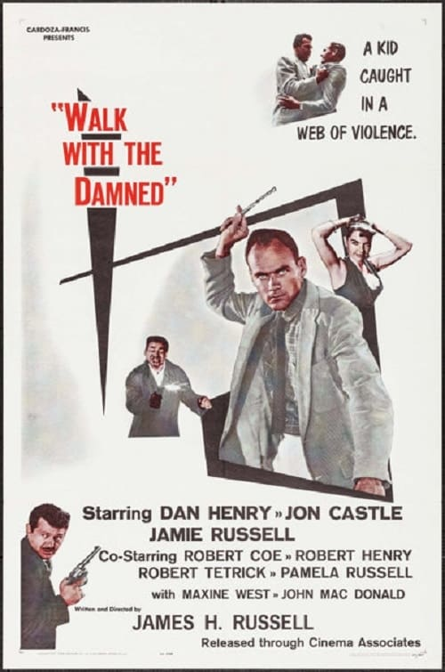 Walk With The Damned (1961)