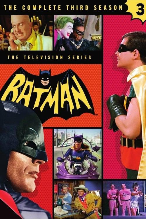 Batman: Saison 3