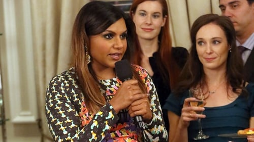 The Mindy Project 2014 Blueray: Season 3 – Episode Fertility Bites