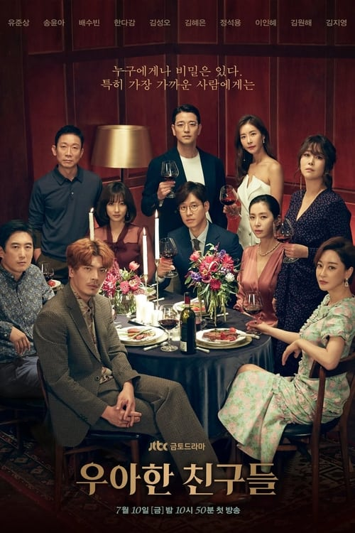 Nonton Drama Korea Graceful Friends (2020)