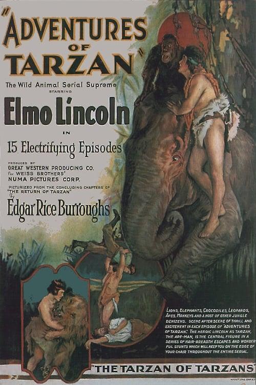The Adventures of Tarzan 1921