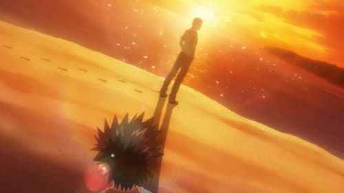 A Certain Magical Index 2008 720p Webdl: Season 1 – Episode Father(Kamijou Touya)
