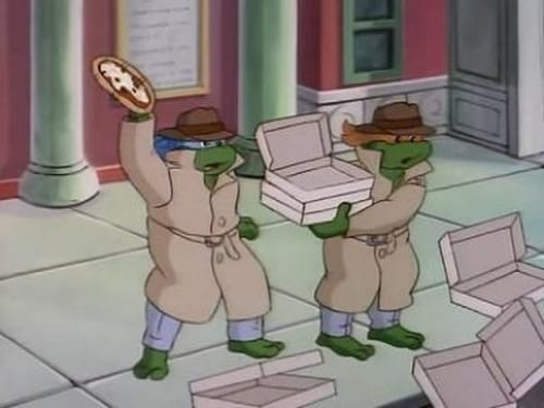 Teenage Mutant Ninja Turtles: Season 3 – Episode Case of the Hot Kimono