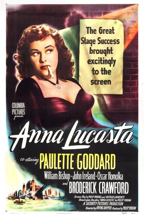 Largescale poster for Anna Lucasta
