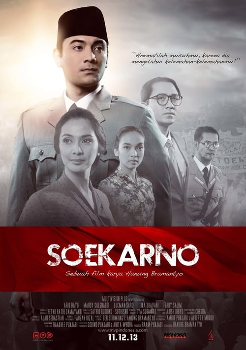 Nonton anime Soekarno (2013)