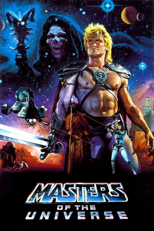 Download Masters of the Universe (1987) Best Quality Movie