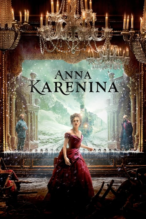 The poster of Anna Karenina