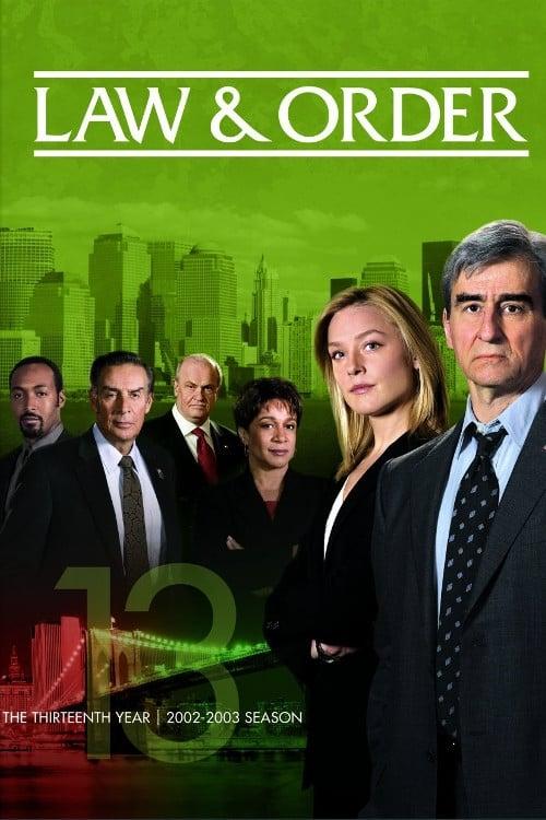 Law & Order: Season 13