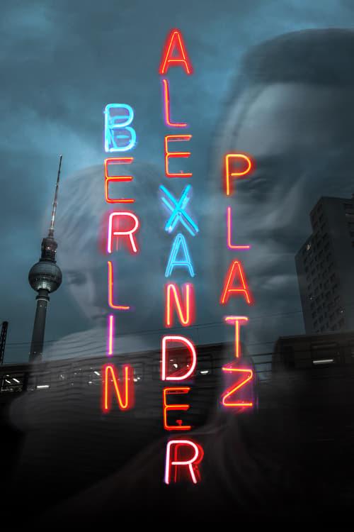 Poster von Berlin Alexanderplatz