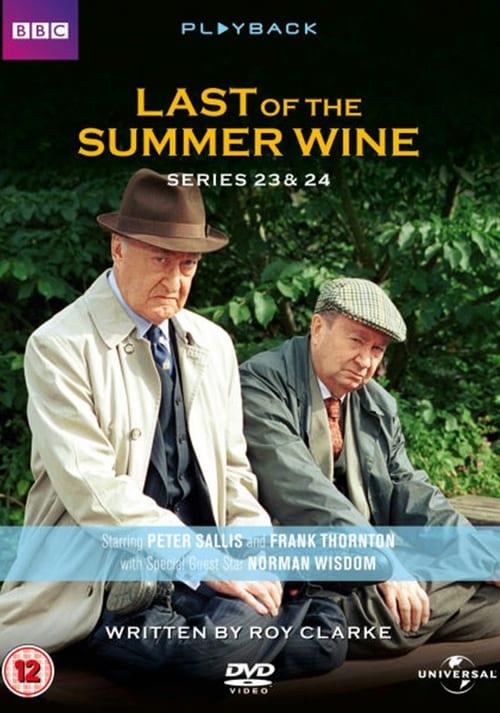 Last of the Summer Wine: Season 24