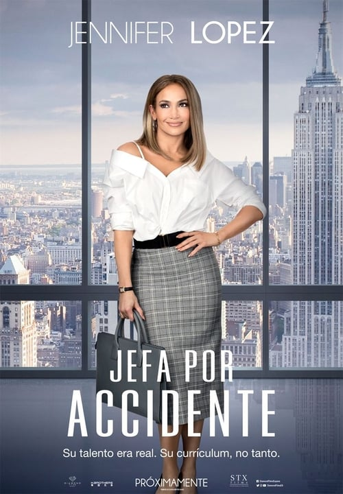 Jefa por accidente [Latino] [dvdscr] [ts]