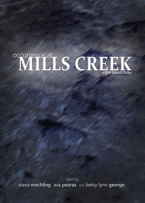 Occurrence at Mills Creek See website