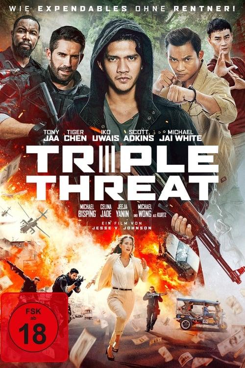 Triple Threat - Poster