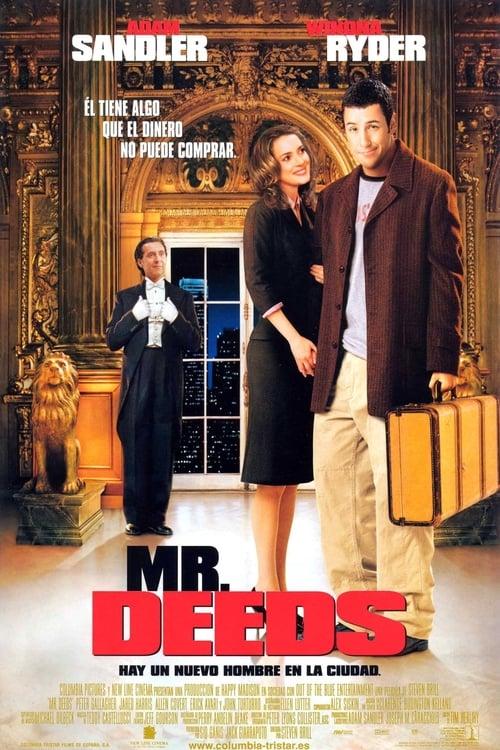 Mira La Película Mr. Deeds En Buena Calidad