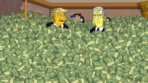 The Simpsons - Season 0: Specials - Episode 62: Mueller Meets Trump