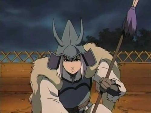 Naruto - Season 4 - Episode 166: When time stands still