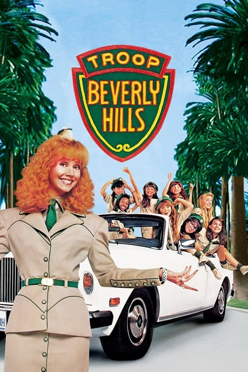 Troop Beverly Hills (1989) Poster