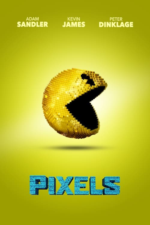 Streaming Pixels (2015) Best Quality Movie