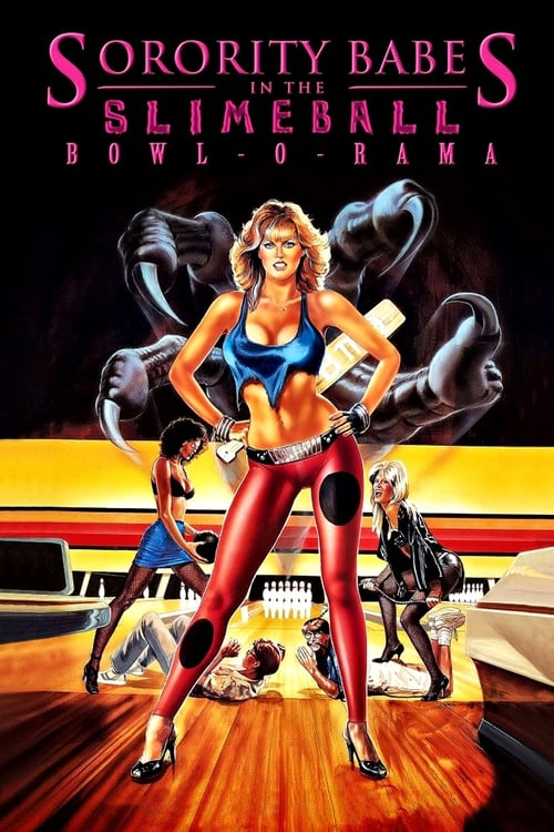 Largescale poster for Sorority Babes in the Slimeball Bowl-O-Rama