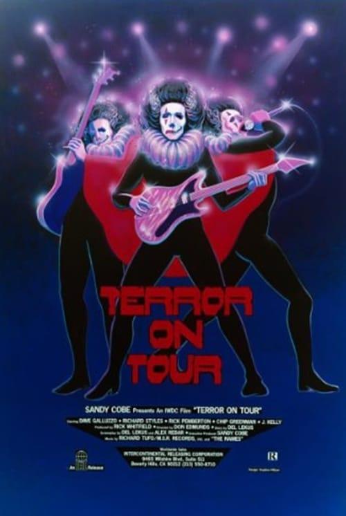 Film Terror on Tour Avec Sous-Titres Français