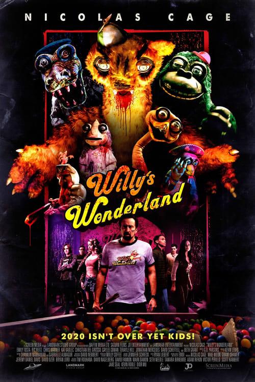 Willy's Wonderland See here