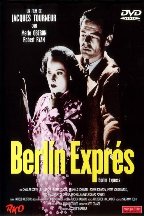 Mira La Película Berlin Express En Buena Calidad Gratis