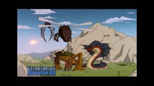 Godzilla: The Series: Season 2 – Épisode S.C.A.L.E.