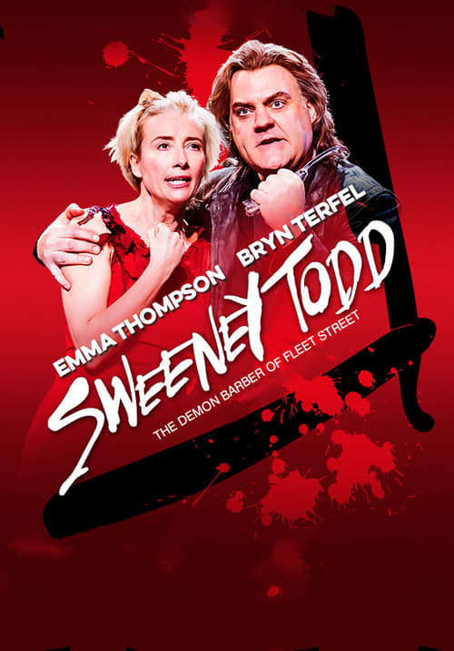 Largescale poster for Sweeney Todd: The Demon Barber of Fleet Street