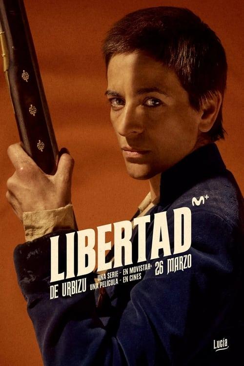 Libertad (2021) Poster