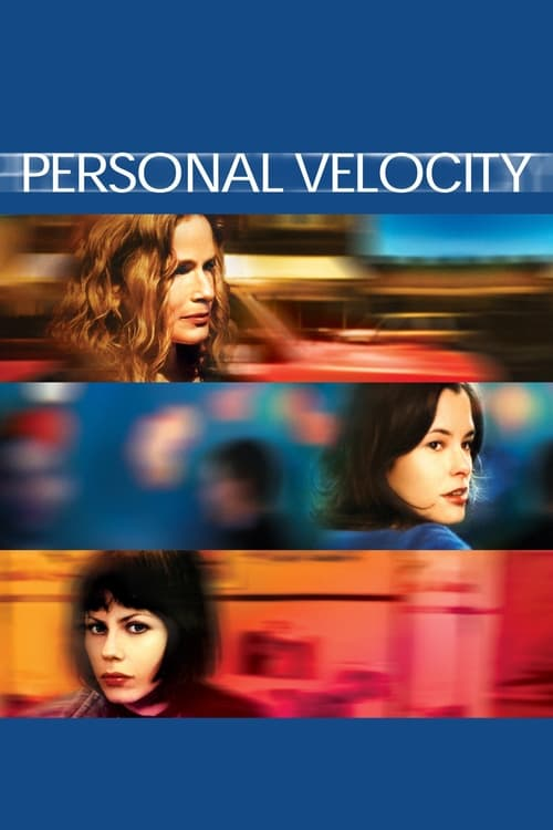Personal Velocity (2002) Poster